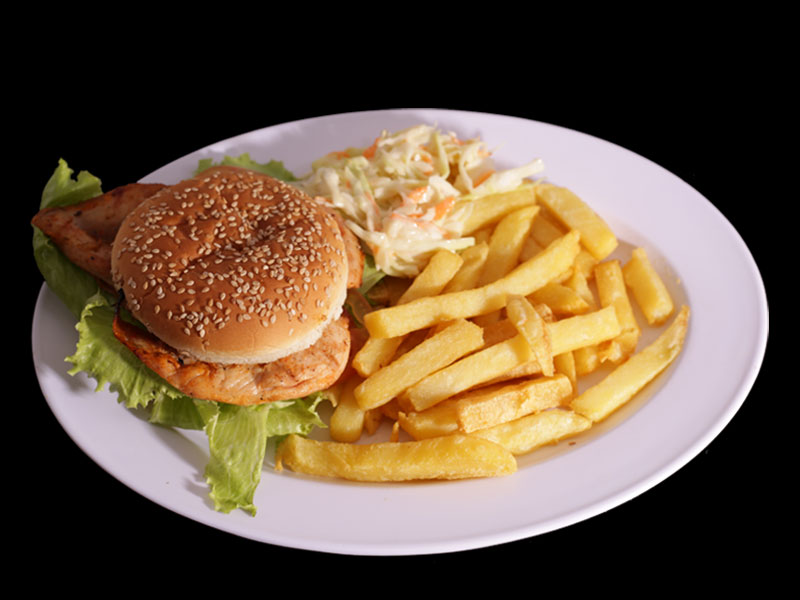 Flame Grill-Chicken Burger